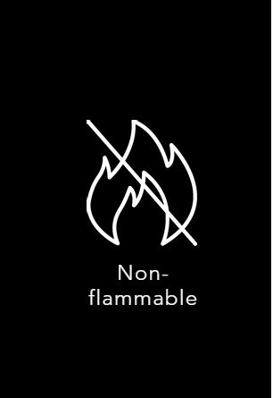 Non Flamable