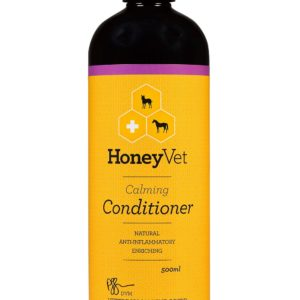 Honey Vet Pack Dog Conditioner .500mls