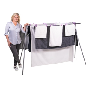 Deluxe 10 high Clothesline