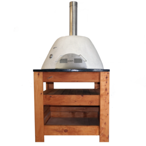 Pizza Oven table granite top