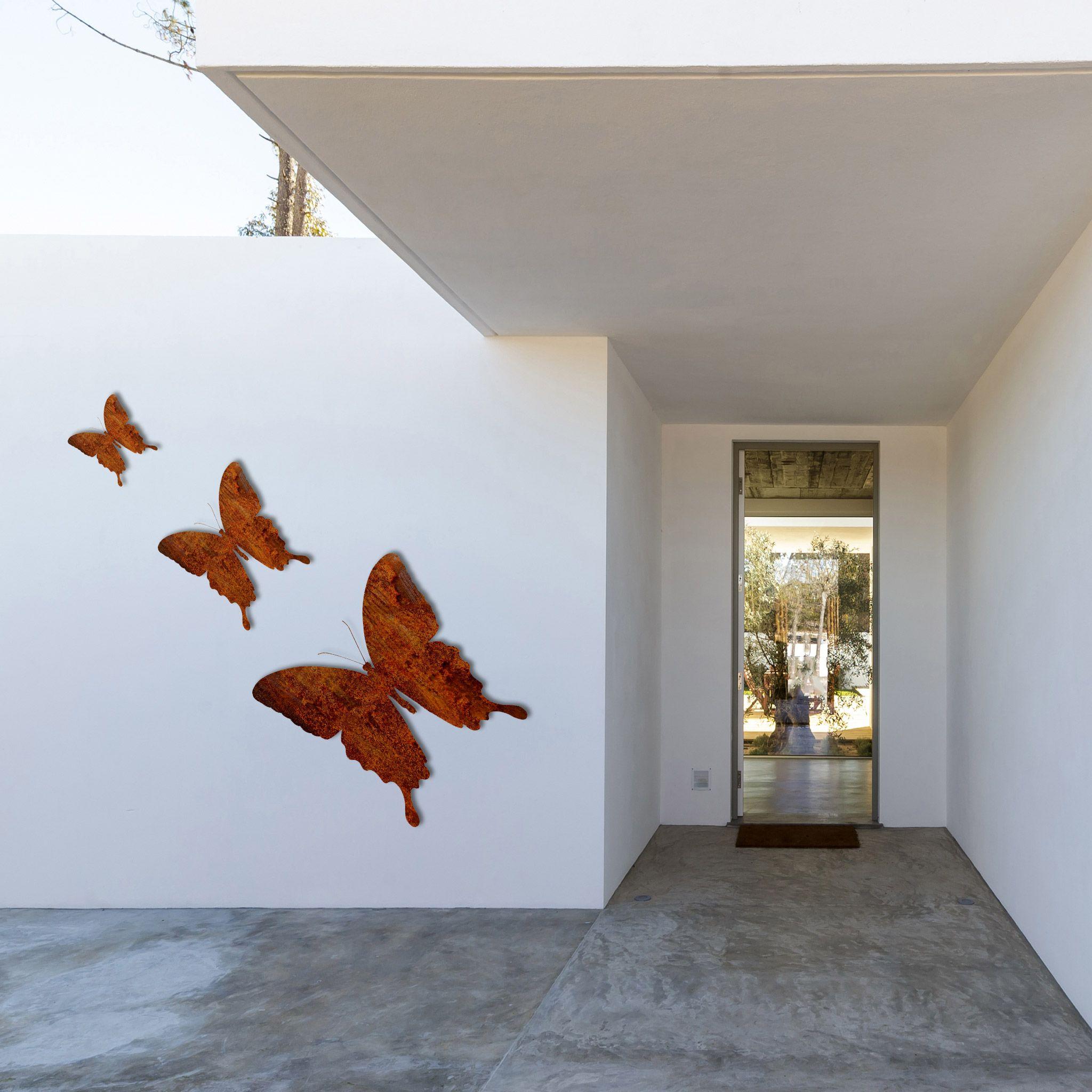Butterfly Metal Wall Art