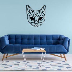 Geometric-Cat-Face
