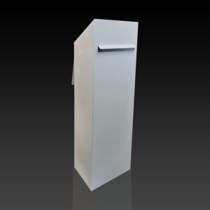 free standing letterbox