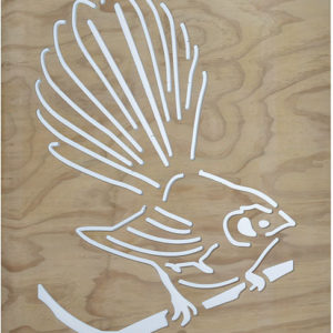 Fence Panel Fantail